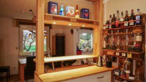Bartisch Aus Arbeitsplatte Selber Bauen : bar theke selber bauen ansicht auf tisch made by myself ~ Watch28wear.com Haus und Dekorationen