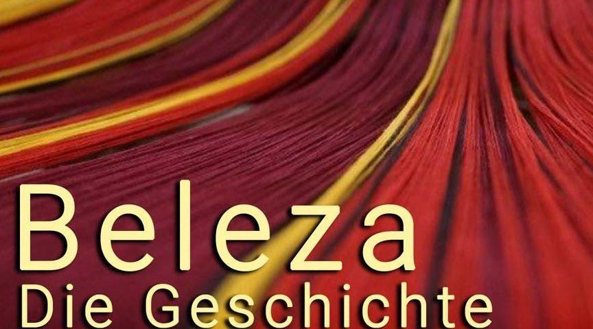 Beleza Die Geschichte einer Hängematte von der Ernte der Biobaumwolle über das Färben bis zum Weben - alles GOTS zertifiziert