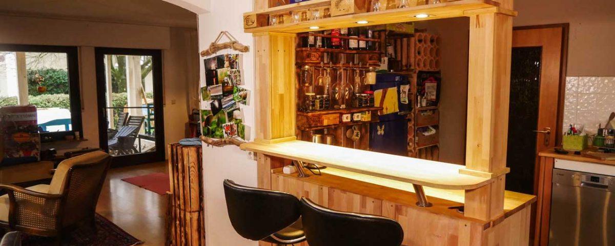Top Theke, Bar selber bauen - Made by myself - Dein DIY Heimwerker Blog OK88