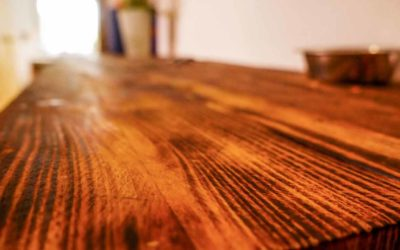 Paletten, Holz altern lassen, abflammen